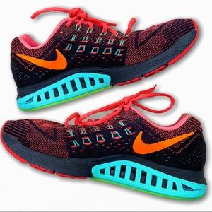 NIKE Zoom Air Structure 18 Woman's Running Shoe